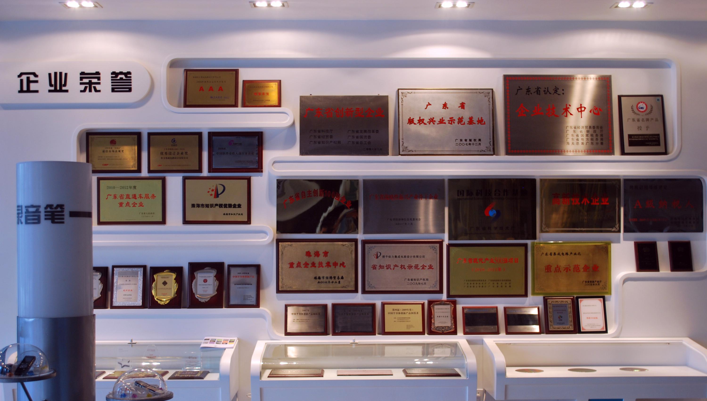 炬力先后获得了集成电路企业、高新技术企业、软件企业、创新型企业,知识产权示范企业、集成电路产业化重点示范单位,国际示范合作基地,还成立广东省多媒体集成电路设计工程技术研究开发中心和省级企业技术中心,并通过ISO9001质量体系认证。 炬力还连续六年被中国半导体协会评为中国十大集成电路设计公司,主导产品连续五年都被评为中国半导体创新产品和技术的称号,炬力牌多媒体播放解码芯片,获得广东省名牌产品,主打产品ATJ 209X荣获信息产业部中国芯最佳市场表现奖、珠海市科技突出贡献奖、广东省高新技术产品,
